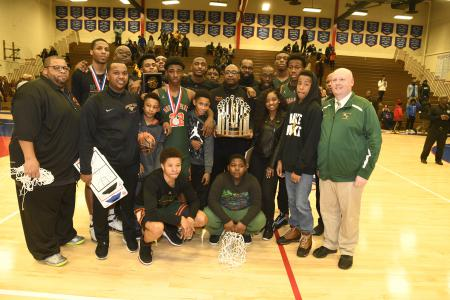 Morgan Park crowned Big Dipper 45 champions!